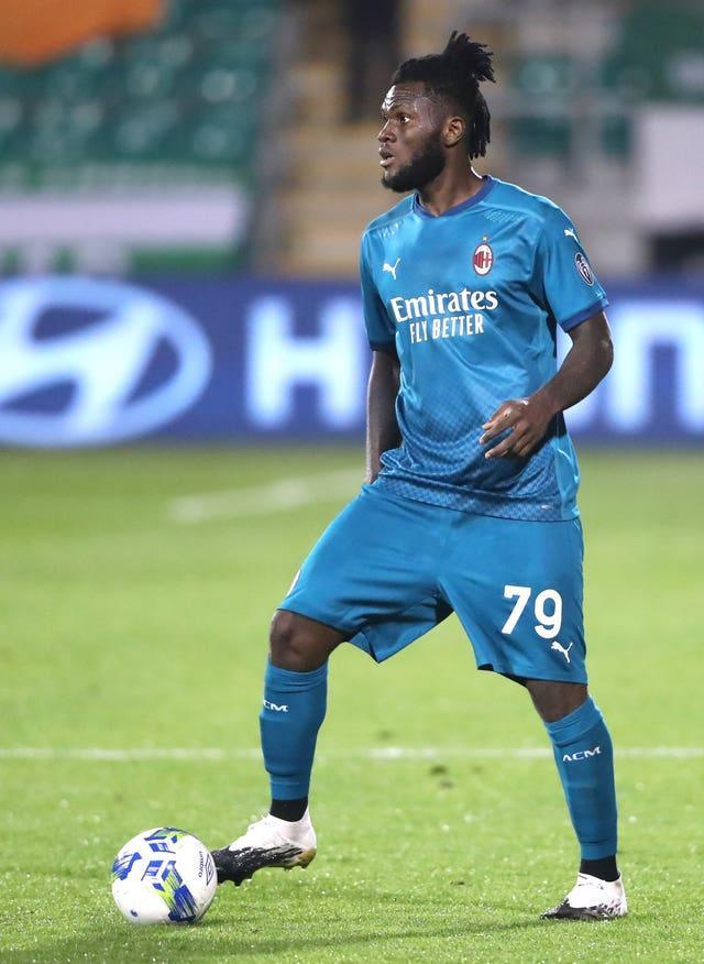 Kessie is one of AC Milan's most sought-after players