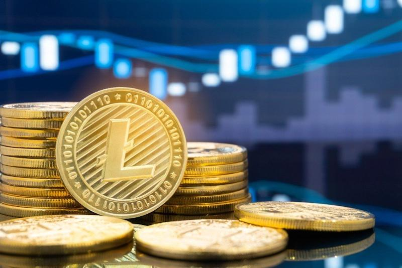 Litecoin halving is a few days away as rudimentary Elliott Wave analysis reveals that it ended wave two of its bull run. | Source: Shutterstock