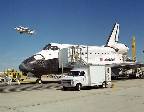 Space Shuttle Fun Facts and Trivia