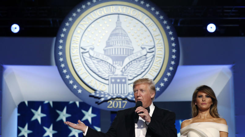 Mueller, Feds Probe Ukrainian Officials Who Attended Trump's Inauguration: Report