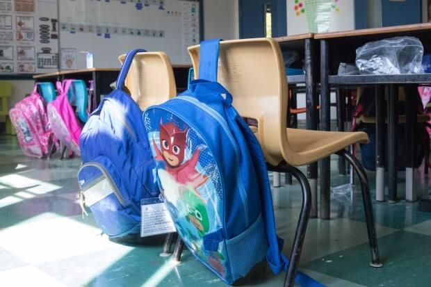 Students in Nova Scotia will return to class on Sept. 7. (Robert Short/CBC - image credit)
