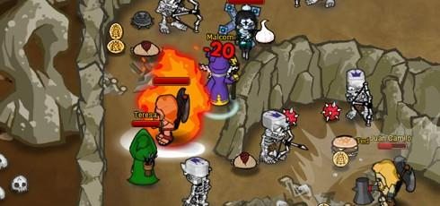 Dungeon Rampage images