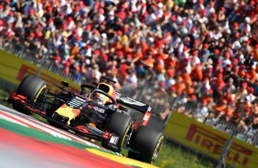 Last year an Orange Army roared Dutch driver Max Verstappen to victory at the Red Bull team's home grand prix in Austria