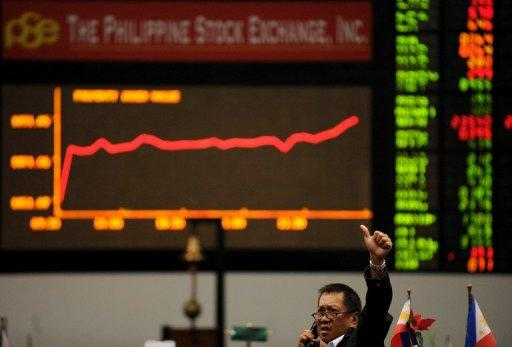 S&P's action put the Philippine government within one step of its bid for investment-grade status