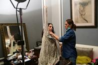 The serial has drawn accusations of indecency in deeply-conservative Pakistan
