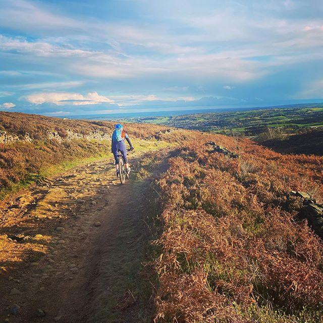 """<p>Jump in the saddle and head to Parkwood Springs for fast trails with views of the city and the Peak District. The Lady Canning's trail is further out, but worth it for twisty routes to test your tekkers.</p><p><a href=""""https://www.instagram.com/p/CGxiueLniG4/"""" rel=""""nofollow noopener"""" target=""""_blank"""" data-ylk=""""slk:See the original post on Instagram"""" class=""""link rapid-noclick-resp"""">See the original post on Instagram</a></p>"""