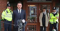 "<p>Ant McPartlin shocked the nation this year when he entered rehab for substance abuse and shortly after caused a three car crash after driving under the influence. The television presenter, famous for being one-half of Ant & Dec, <a rel=""nofollow"" href=""https://uk.news.yahoo.com/ant-mcpartlin-pleads-guilty-drink-drive-arrest-130322234.html"" data-ylk=""slk:pleaded guilty to drink-driving in April;outcm:mb_qualified_link;_E:mb_qualified_link;ct:story;"" class=""link rapid-noclick-resp yahoo-link"">pleaded guilty to drink-driving in April</a> and was forced to pay a £83,000 fine and undergo a 20 month driving ban. </p>"
