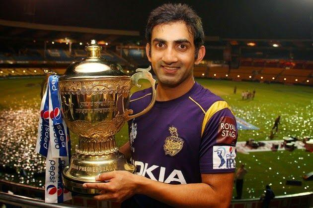 Gambhir is one of the most successful players in the IPL