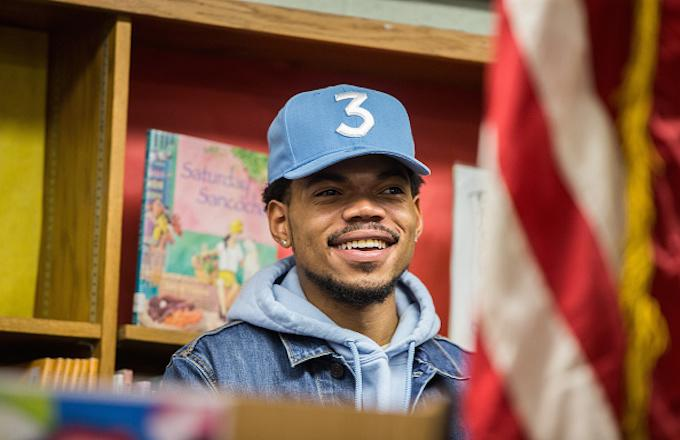 Here's Your Chance to Work for Chance the Rapper