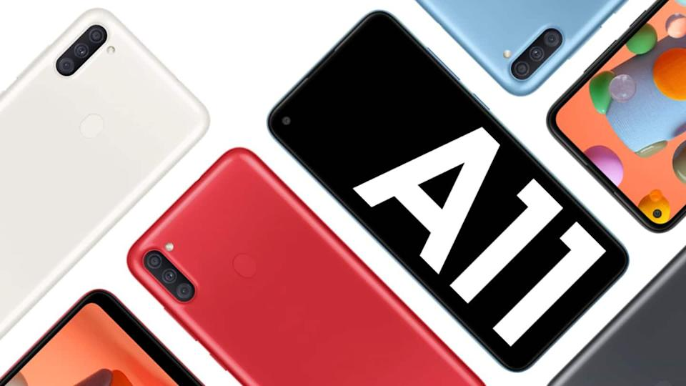 Samsung Galaxy A11 gets Android 11-based One UI 3.1 update