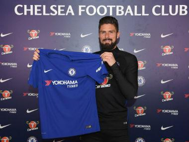 January Transfer Window: Chelsea complete signing of Olivier Giroud; Aubameyang joins Arsenal