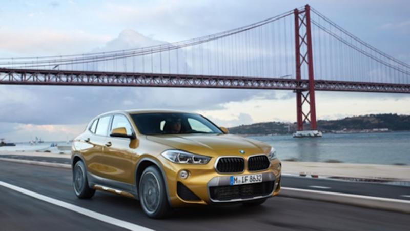 BMW to launch X2 crossover in India in 2019