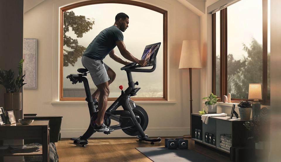 """<p>Peloton has become one of the gold-standard names for at-home cycling classes. From the user-friendly bike, inspiring instructors, and endless library of content, it's no surprise why people are flocking to the platform to achieve their fitness goals and weight loss. (<a href=""""https://www.menshealth.com/fitness/a35090669/weight-loss-transformation-100-pounds-peloton-bike-daily-before-after-challenge-results/"""" rel=""""nofollow noopener"""" target=""""_blank"""" data-ylk=""""slk:This guy lost 100 pounds"""" class=""""link rapid-noclick-resp"""">This guy lost 100 pounds</a> in six months doing daily Peloton workouts.)<br><br>""""I want to empower the members to be the best version of themselves. I want them to be strong, resilient, powerful, and empower them to discover what the right kind of movement is for them,"""" Peloton's Cycling Director and instructor <a href=""""https://www.instagram.com/codyrigsby/"""" rel=""""nofollow noopener"""" target=""""_blank"""" data-ylk=""""slk:Cody Rigsby"""" class=""""link rapid-noclick-resp"""">Cody Rigsby</a> recently <a href=""""https://www.menshealth.com/fitness/a35873915/peloton-adidas-collaboration-cody-rigsby/"""" rel=""""nofollow noopener"""" target=""""_blank"""" data-ylk=""""slk:told Men's Health"""" class=""""link rapid-noclick-resp"""">told <em>Men's Health</em></a>. """"Peloton is uniquely positioned as a digital space for people to come together. What I love most is that there is a seat at the table for everyone in various parts of their fitness journey,""""<br><br> If you've recently invested in a Peloton bike–or any other stationary bike that has clip-in pedals—a key piece of equipment you need to have is a compatible cycling shoes. (Looking for a cheaper option? Here are <a href=""""https://www.menshealth.com/fitness/g35307261/best-peloton-bike-alternatives/"""" rel=""""nofollow noopener"""" target=""""_blank"""" data-ylk=""""slk:6 high-tech Peloton alternatives"""" class=""""link rapid-noclick-resp"""">6 high-tech Peloton alternatives</a> for at-home cycling workouts.) </p><p>You can buy shoes directly from Peloton, but there are also"""