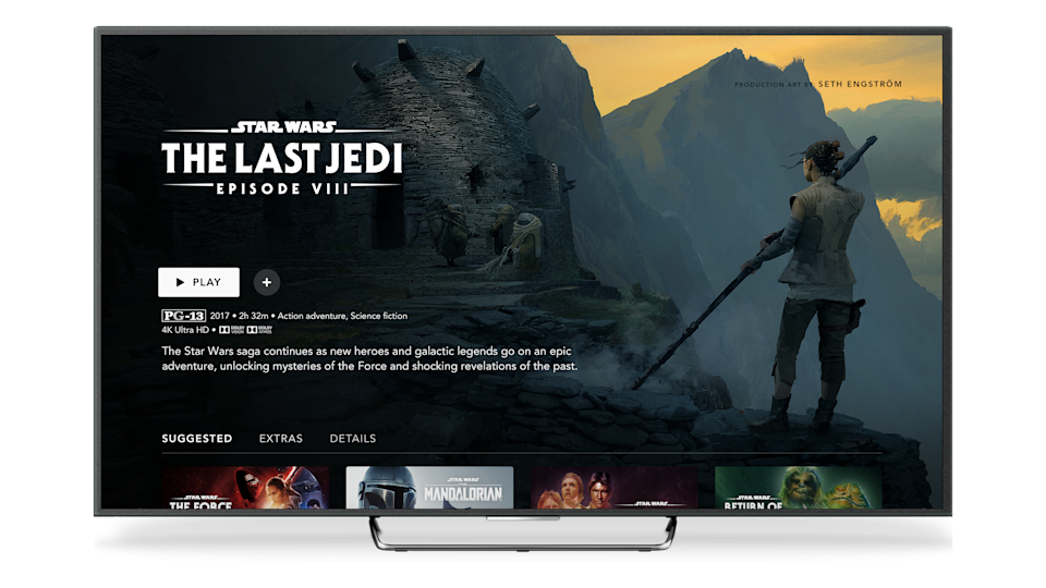 Disney Plus Goes All In On May The 4th With Star Wars Concept Art Takeover
