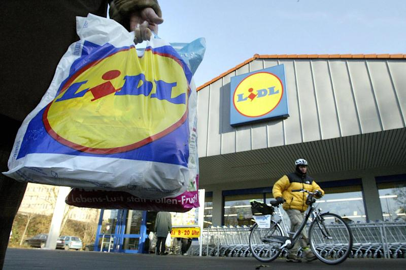 Campaigners say there is public support for a substantial hike in the plastic bag charge: DDP/AFP via Getty Images