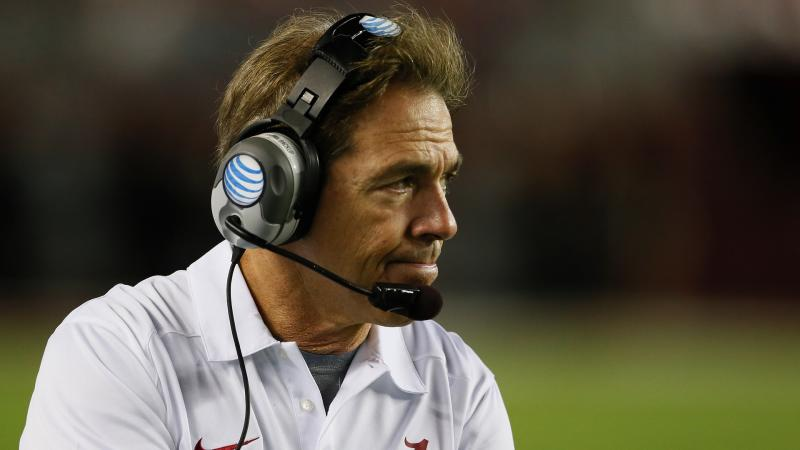 College Football Playoff betting lines: Alabama heavily ...