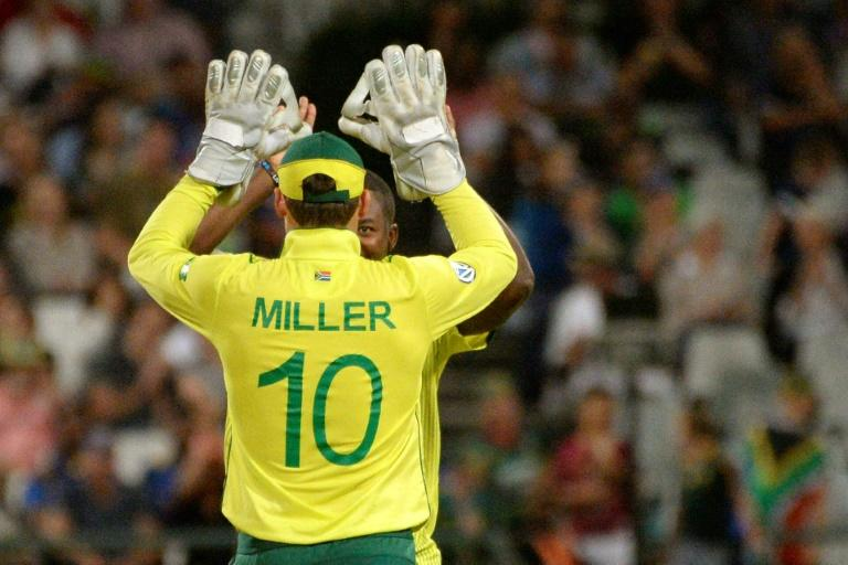 David Miller starred with gloves and bat in a thrilling T20 international