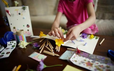 Card making - Credit: Donald Iain Smith/ Moment RF