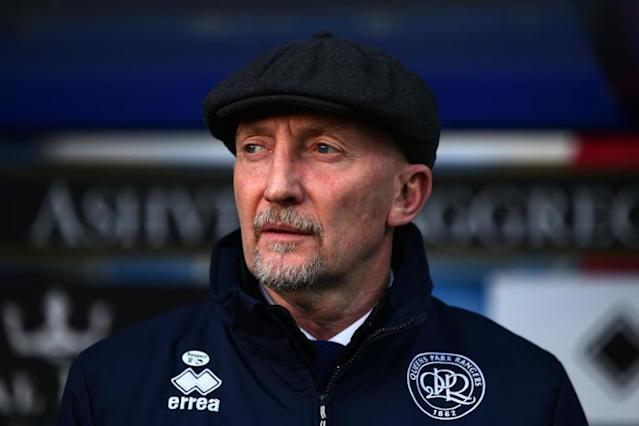 Ian Holloway tweaks QPR travel plans in bid to cure away-day blues
