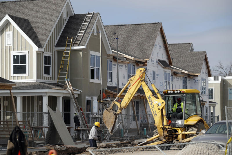 US home building falls as developers start fewer apartments