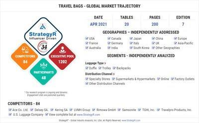 Global Opportunity for Travel Bags