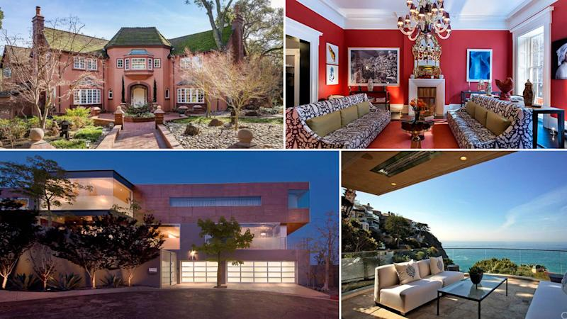 most expensive new homes listed February 25, 2016