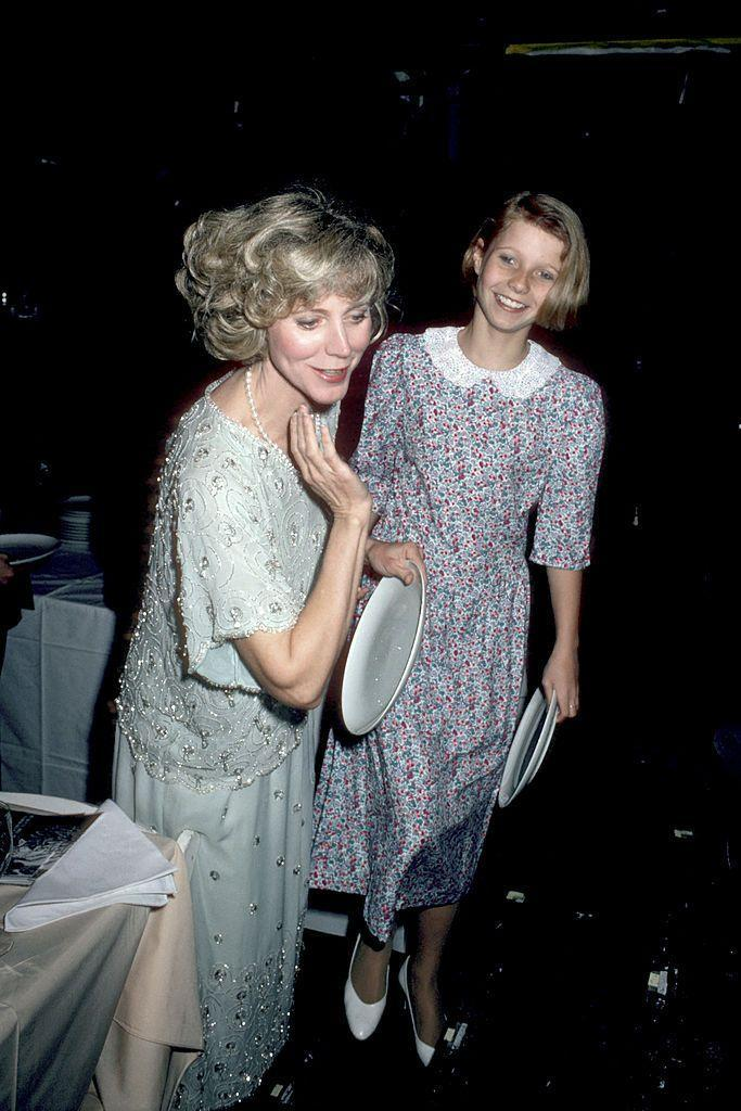 <p><strong>Taken: </strong>At Studio 54 in New York City in 1985 with mother Blythe Danner.</p><p><strong>Breakthrough: </strong>After starting to get noticed in <em>Seven </em>(1995), <em>Emma </em>(1996) and <em>Sliding Doors </em>(1998), Paltrow rocketed to worldwide fame when she won an Oscar for <em>Shakespeare In Love </em>in 1998.</p>