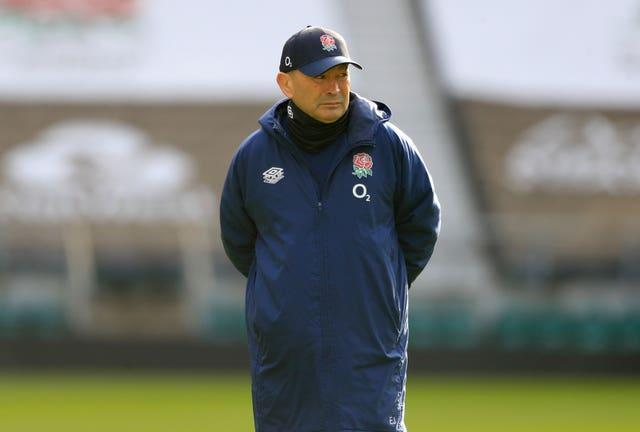 Eddie Jones has taken a conservative approach to selection against Italy