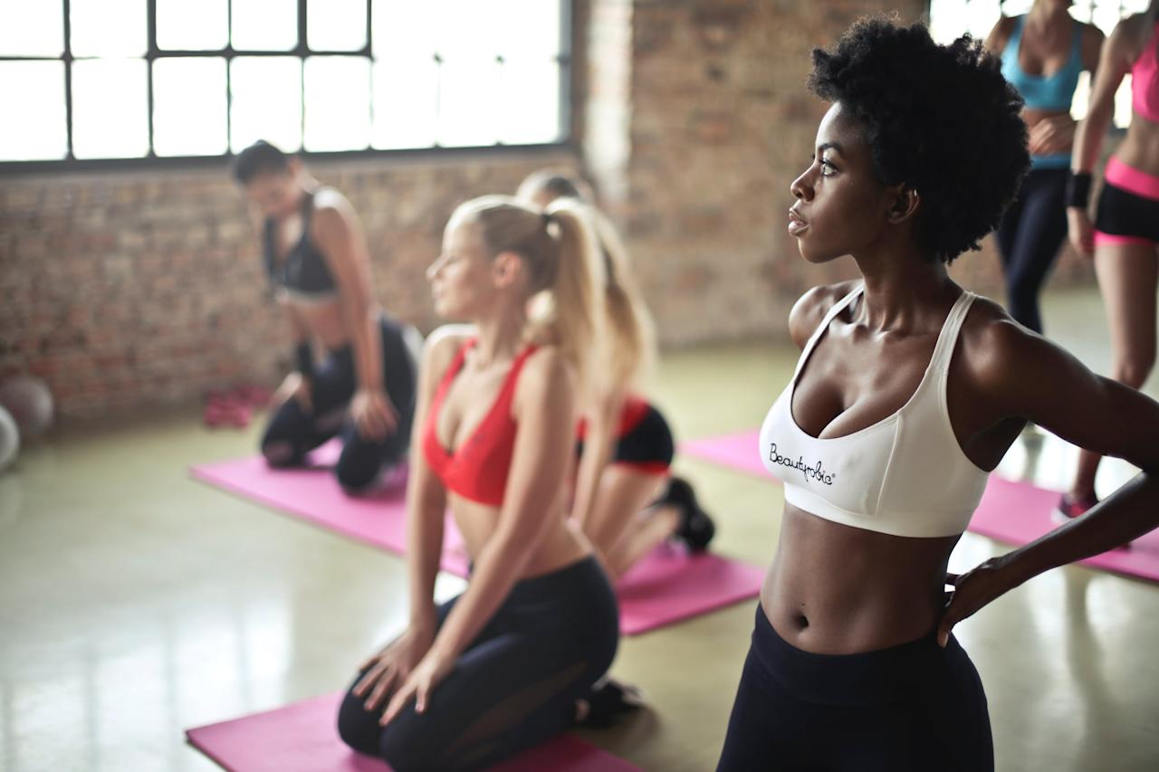 <p>You move quickly and love trying different things, and there's absolutely nothing wrong with that. That's why taking a HIIT class is the perfect way to unwind for you. The rapid tempo and the variety of exercises are just your cup of tea.</p>