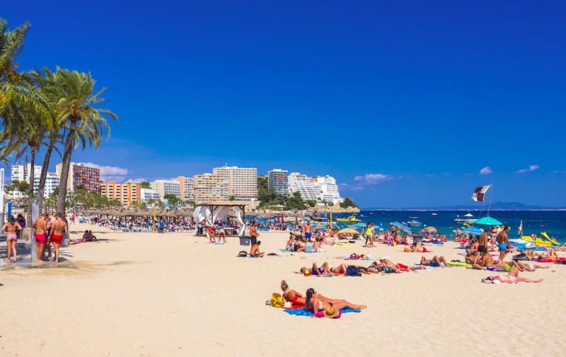 British tourist dies 'after being attacked' in Magaluf during family holiday