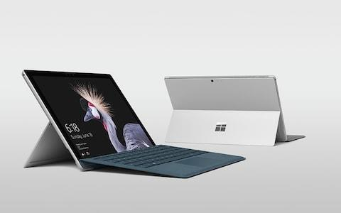 Surface Pro Black Friday - Credit: Microsoft