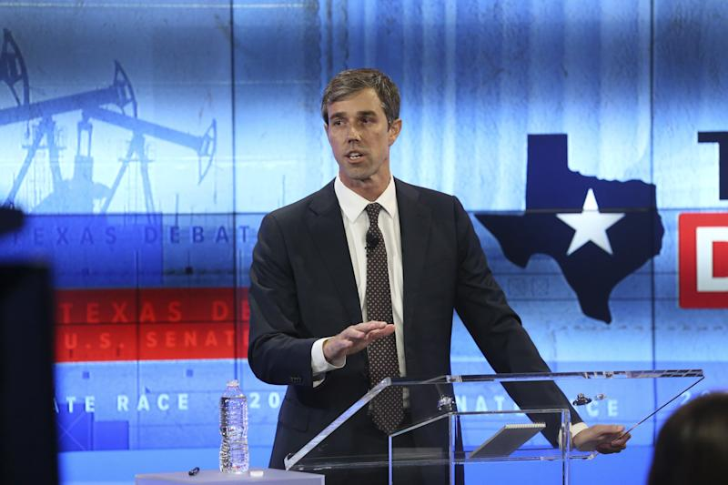 Beto O'Rourke Gently Reminds Cruz How Much Trump Hates Him