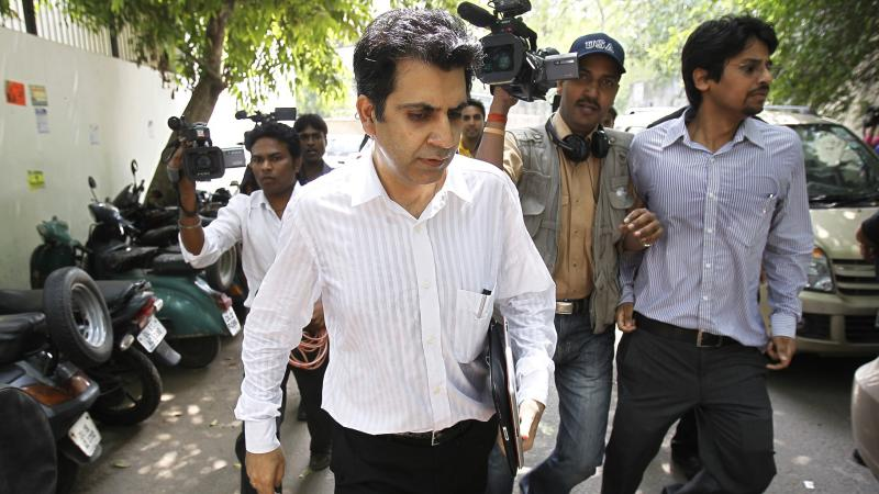 Unitech MD Sanjay Chandra, Brother Arrested Over Charges of Duping