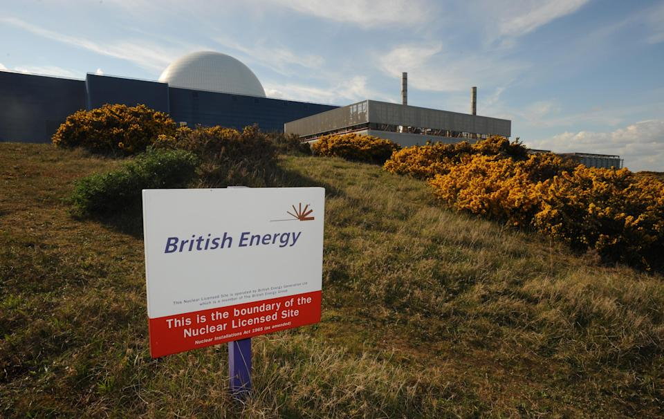 A general view of Sizewell B nuclear power station, Sizewell, Suffolk (Fiona Hanson/PA) (PA Archive)