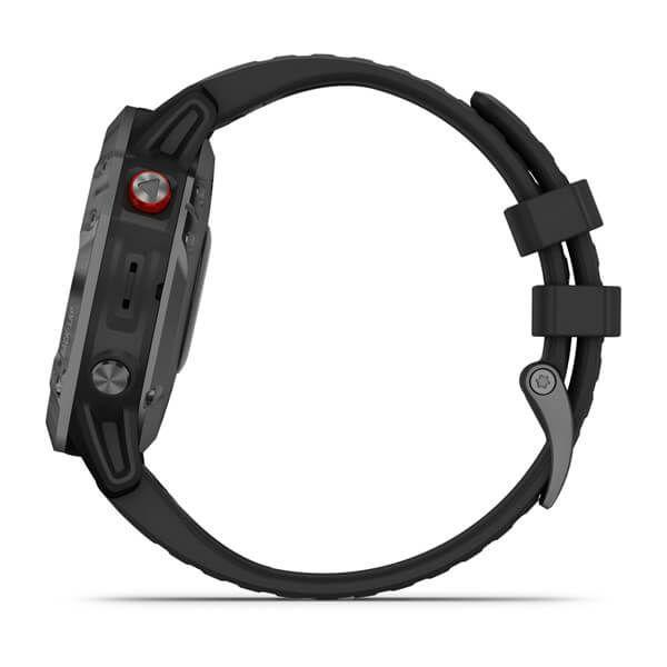 """<p>garmin.com</p><p><strong>$849.99</strong></p><p><a href=""""https://go.redirectingat.com?id=74968X1596630&url=https%3A%2F%2Fbuy.garmin.com%2Fen-US%2FUS%2Fp%2F702902&sref=https%3A%2F%2Fwww.menshealth.com%2Ftechnology-gear%2Fg34088511%2Fmens-health-outdoor-awards-2020%2F"""" rel=""""nofollow noopener"""" target=""""_blank"""" data-ylk=""""slk:BUY IT HERE"""" class=""""link rapid-noclick-resp"""">BUY IT HERE</a></p><p>If you're a true outdoorsman, you'll need your smartwatch to do more than just track your steps and receive notifications from your phone. This heavy-duty wearable from Garmin has just about every sensor and feature you could want, including a GPS, a barometric altimeter, and a compass—but most importantly, a solar-powered battery feature, which can give you up to 36 <em>days</em> of juice in its Expedition GPS mode.</p>"""
