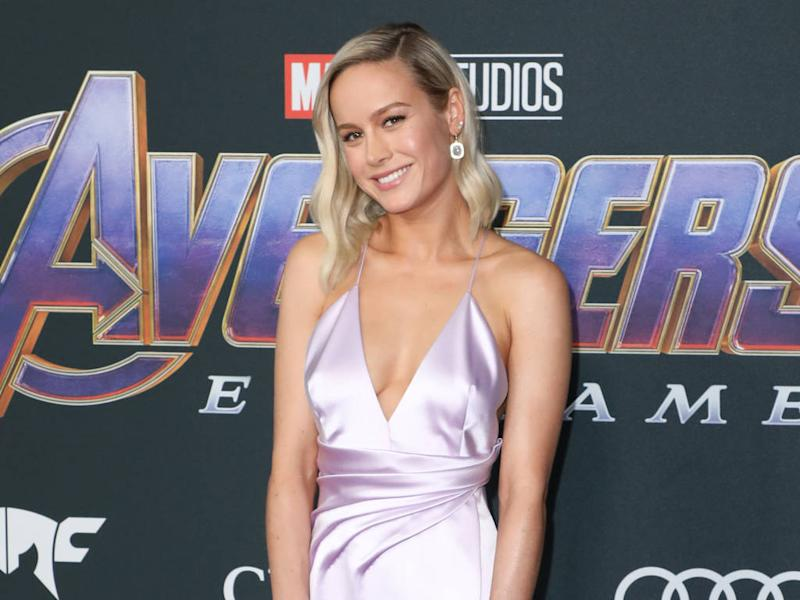Brie Larson gained red carpet confidence thanks to stylist