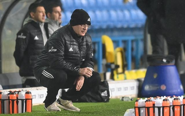 Bielsa has offered a forensic analysis of Leeds' defensive performance
