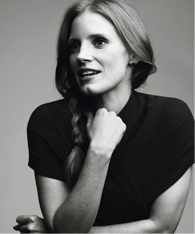 'Zero Dark Thirty's' Jessica Chastain: Leading a Manhunt for bin Laden - and for Oscar