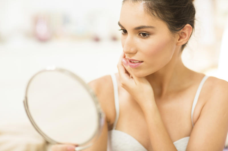 Facial hair can also affect how your skin care products work (or don't). (Photo: Getty Images)