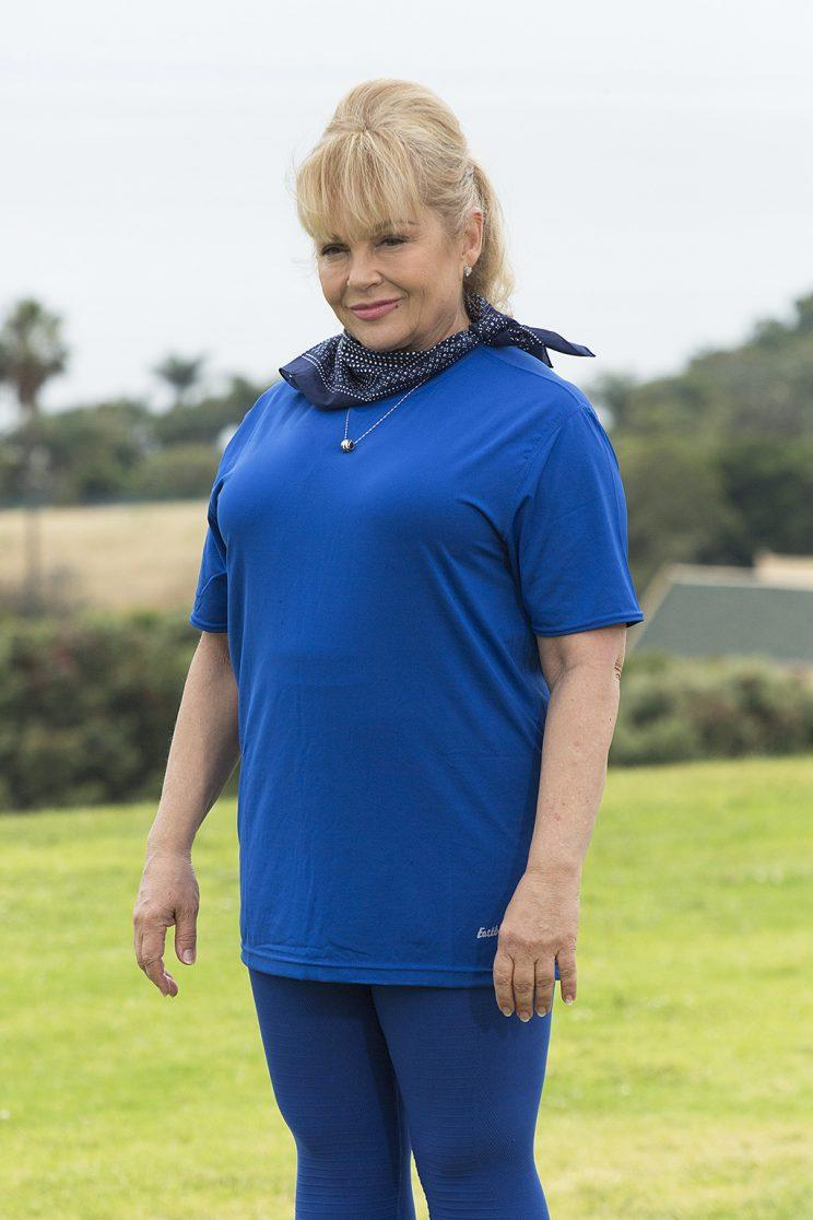 Charlene Tilton on ABC's Battle of the Network Stars. (Photo Credit: Kelsey McNeal/ABC)