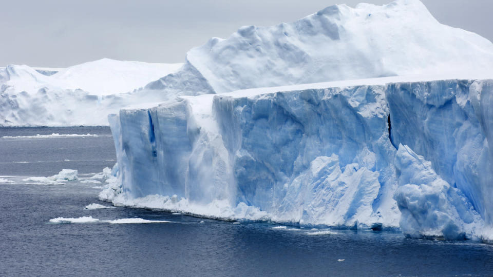 The next 'largest iceberg in the world' just broke away from Antarctica
