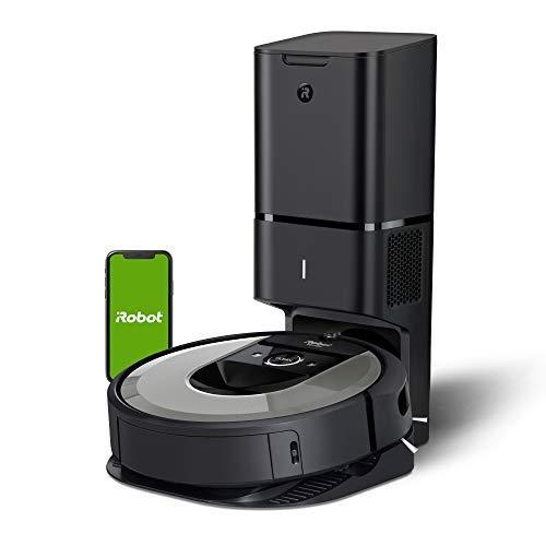 iRobot Roomba i6+ (6550) Robot Vacuum with Automatic Dirt Disposal-Empties Itself for up to 60…