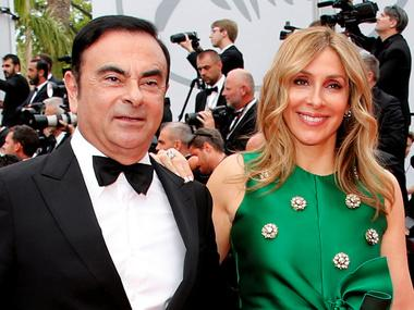 Carlos Ghosn's wife questioned in Tokyo to probe alleged financial misconduct by former Nissan boss