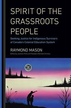 Book cover for Spirit of the Grassroots People