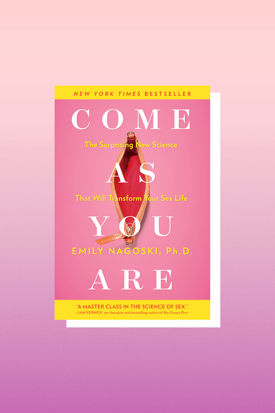 """You might not be ready to <a href=""""https://www.refinery29.com/en-gb/2020/06/9885321/coronavirus-sex-stories"""" rel=""""nofollow noopener"""" target=""""_blank"""" data-ylk=""""slk:consider sex with a new partner"""" class=""""link rapid-noclick-resp"""">consider sex with a new partner</a>, but when you are, this book is filled with smart advice about <a href=""""https://www.refinery29.com/en-gb/2020/04/9666039/can-you-have-sex-during-coronavirus"""" rel=""""nofollow noopener"""" target=""""_blank"""" data-ylk=""""slk:reclaiming your sexuality"""" class=""""link rapid-noclick-resp"""">reclaiming your sexuality</a> and asking for what you want in bed. A lot of the information is based in psychology, so if you're not into heady self-help books, this might seem more accessible.<br><br>""""Emotions are tunnels. You have to go all the way through the darkness to get to the light at the end."""" – <em>Come As You Are</em>"""