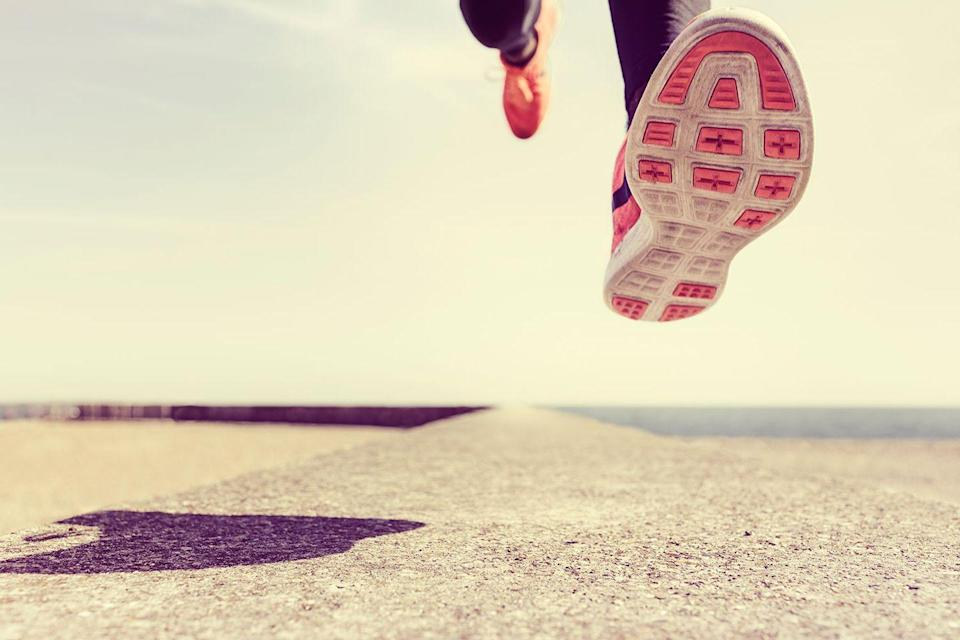 "<p>Scientists in California found that middle-aged people who did just that—for a total of about 5 hours per week—lived longer and functioned better physically and cognitively as they got older; the researchers tracked runners and nonrunners for 21 years. ""What surprised us is that the runners didn't just get less heart disease—they also developed fewer cases of cancer, neurologic diseases, and infections,"" says study author Eliza Chakravarty, MD, an assistant professor of medicine at Stanford University School of Medicine. ""Aerobic exercise keeps the immune system young."" If you don't like to run, even 20 minutes a day of any activity that leaves you breathless can boost your health, she says. (Not a runner? Here's <a class=""link rapid-noclick-resp"" href=""https://www.prevention.com/fitness/fitness-tips/a20463057/walk-to-run-program/"" rel=""nofollow noopener"" target=""_blank"" data-ylk=""slk:how to become one"">how to become one</a>.)</p>"
