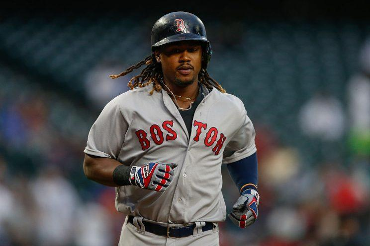 Hanley Ramirez is headed for a semi-regular role as Red Sox designated hitter. (Getty Images)