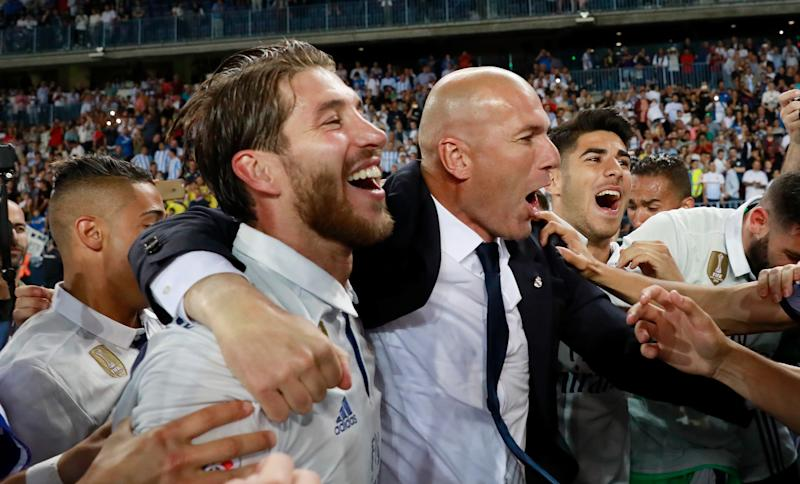 Real Madrid, Zidane plaide pour une prolongation de Sergio Ramos