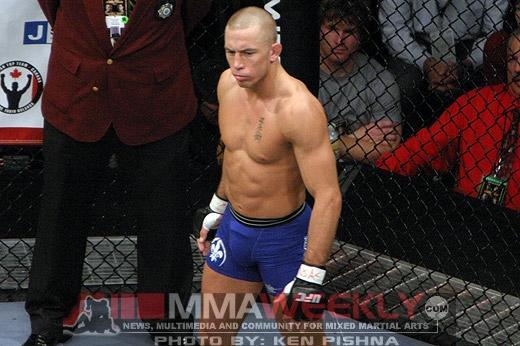 Rory MacDonald Would Fight Georges St-Pierre, and St-Pierre Knows It Says Dana White