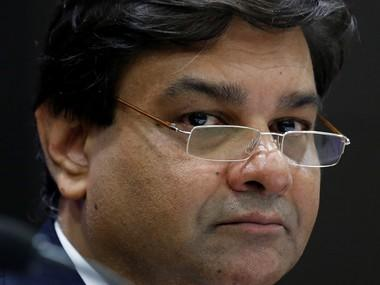 File image of RBI governor Urjit Patel. Reuters